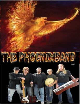 The phoenixband tribute to classic rock music new jersey for Classic new jersey house music