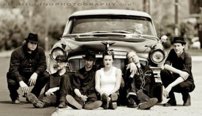 The Radio Rhythm Makers - KCShilling Photography