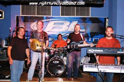 The Right Turn Clyde Band