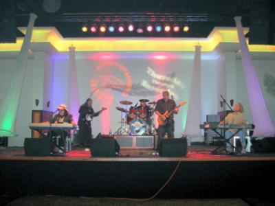 The Slugger Trask Band Live @ Creek Nations Casino