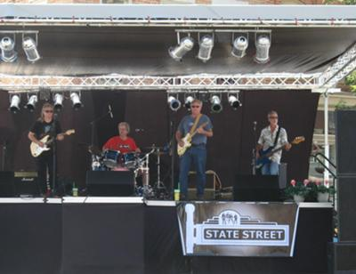 The State Street Band @ London Strawberry Festival.