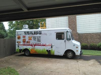 The Steel Grill Food Truck
