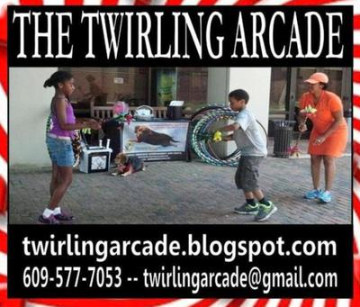 The Twirling Arcade