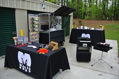 Mobile Magic Shop