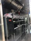 Inside of Catering Truck