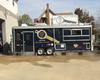 24 Ft. Pace Custom Built Vendor Trailer With Living Quarters