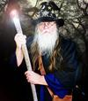 Stumbledore the Wizard.