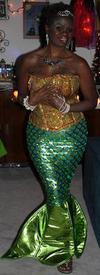 Cynthia the Mermaid Psychic