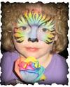 Fantasy Face Painting of South Jersey