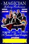 Magician Johnny Richerson