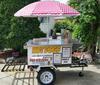 Hot Dog Business Cart