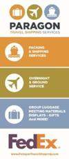 Paragon Travel Shipping Services