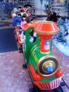 Kids Carnival Ride Train