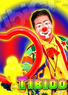 Tibico the Clown