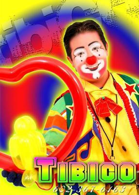 Tibico the Clown