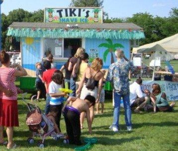 TIKI'S Shave Ice