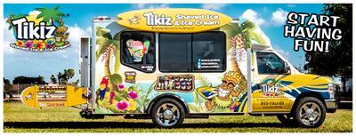 Tikiz Shaved Ice and Ice Cream of Central Orlando