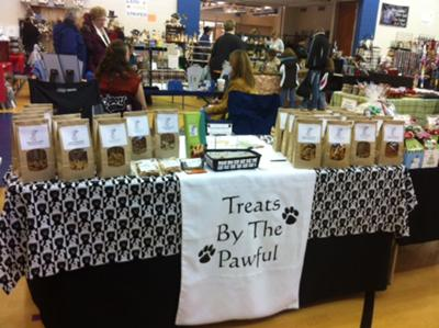 Treats By The Pawful