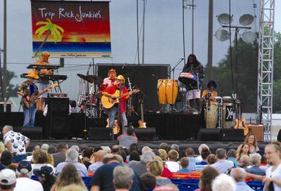 Trop Rock Junkies in Concert - Anderson, IN