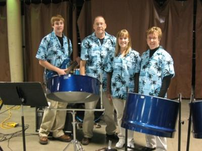 Tropical Shores Steel Drum Band