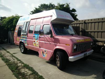 Two Ice Cream Trucks, Business For Sale