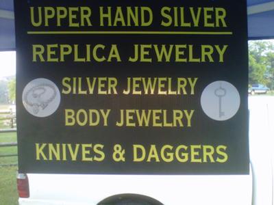 Upper Hand Silver