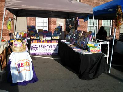 Book Vendor Booth