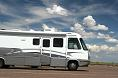Used Luxury Motorhome