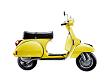 Used Yellow Scooter
