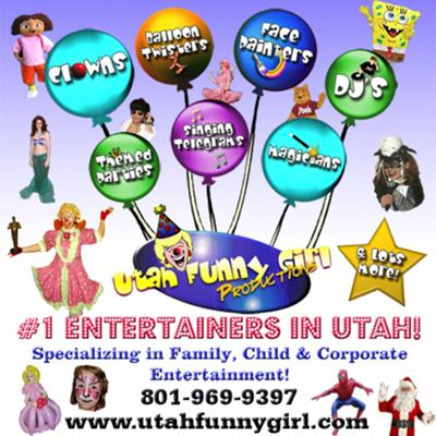 Utah Funny Girl Productions