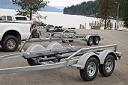 Utility Boat Hauler