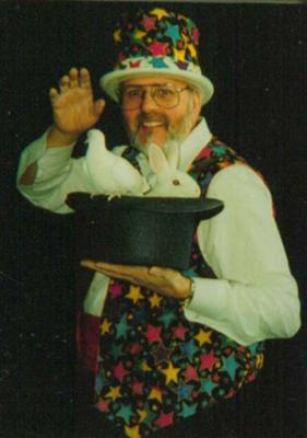 Vandini the Childrens Magician