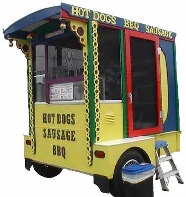Vardo Food Cart