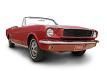 Vintage Mustang Automobile