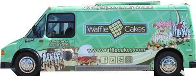 Waffle Cakes Truck