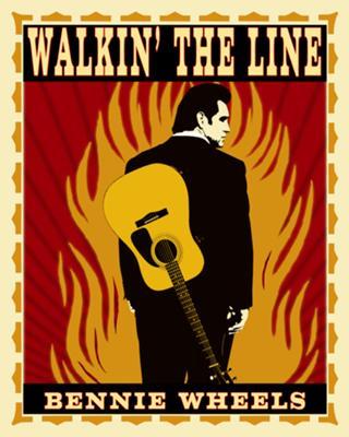 Walkin' The Line, Bennie Wheels