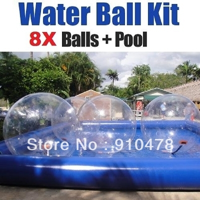 Water Ball Walker