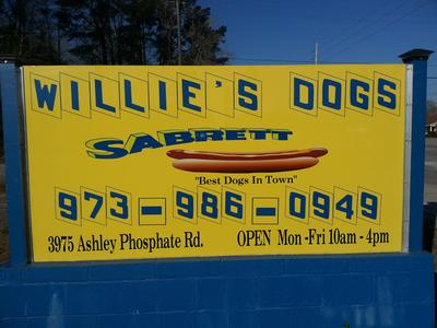 Willies's Dogs LLC SC