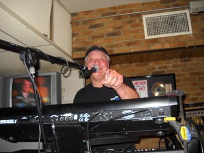Joe Salem - keys, percussion, vocals.
