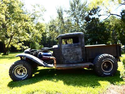 1929  Ford Truck Rat Rod