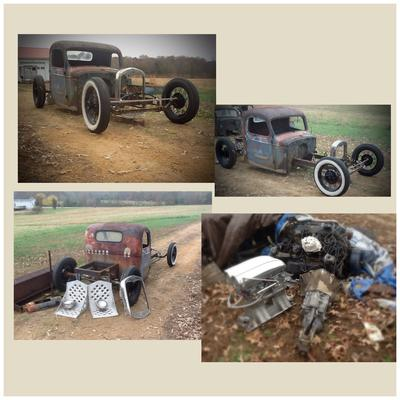 1946 Chevy Ratrod Project