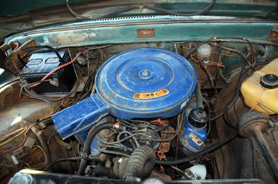1964 Ford F100 Engine