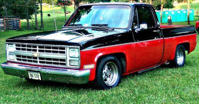 1986 C10 Pickup Truck