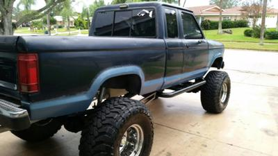 1988 Ford Ranger 4x4 Lifted Truck