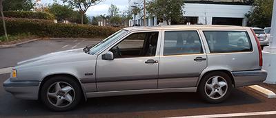 1995 Volvo 850 Turbo!