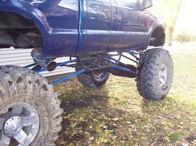 1999 Ford 250 Monster