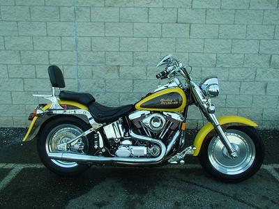 1999 Harley-Davidson Softail FatBoy