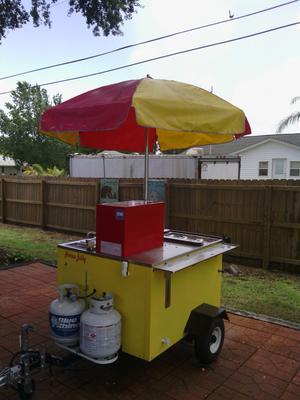 2011 Hot Dog Stand