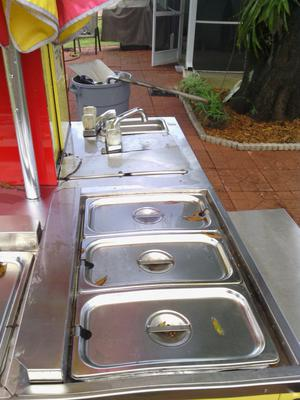 Hot Dog Cart Equipment