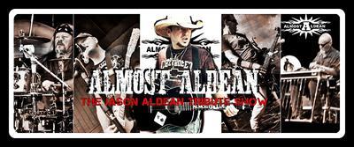 Jason Aldean tribute band and tribute artist.
